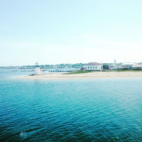 Justin's Nantucket Island guidebook