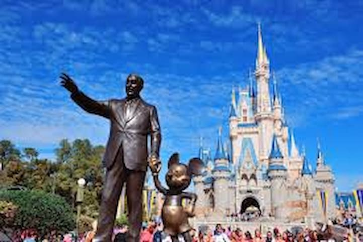Best of the Neighborhood & Disney!