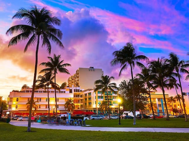 Miami Beach Guidebook