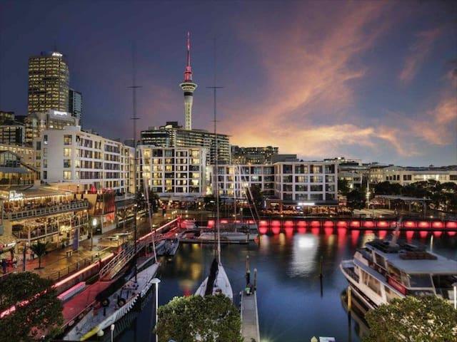 Nikhita and Dominik's Auckland
