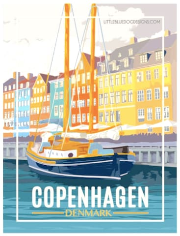 Asger's Sightseeing in CPH