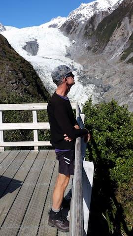 Guidebook for Franz Josef Glacier