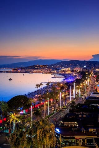 Guidebook  129 Rue d'Antibes - Cannes