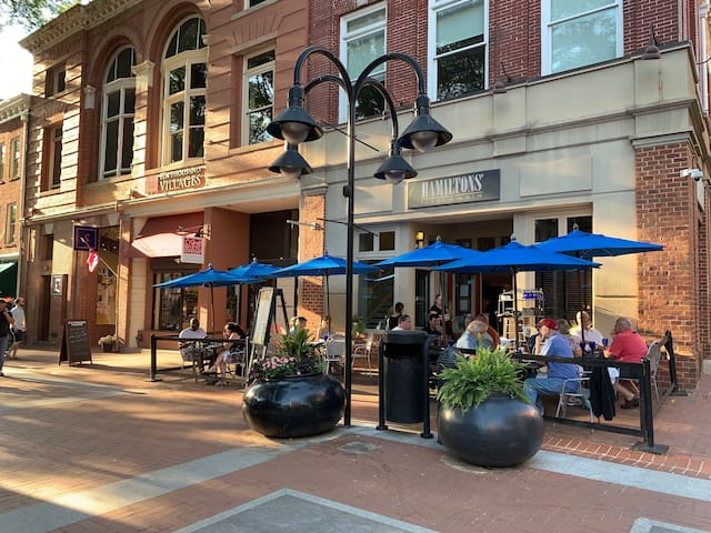 Favorite Places in C'ville