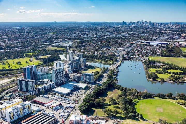 Guidebook for Bardwell Valley/Arncliffe and Wolli Creek