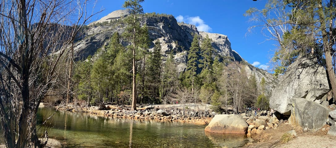 Kin House Guide to the Western Sierra Mountains