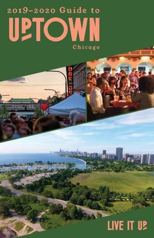 Guidebook for Neighborhood and Chicago