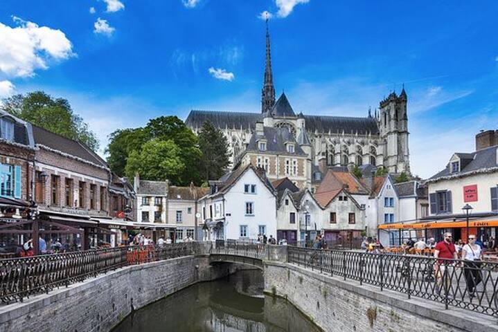 ★ Les immanquables d'Amiens ★