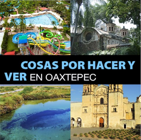 ¿Que hacer en Oaxtepec?