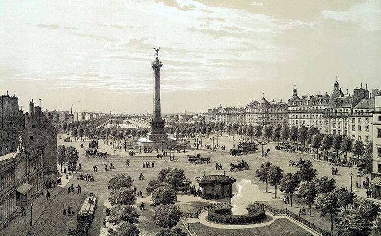 Paris's guidebook