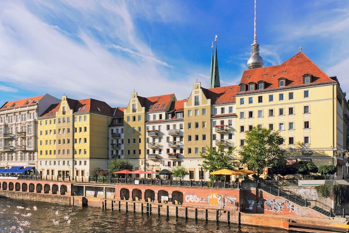 Mitte: Our favourite sight seeing locations