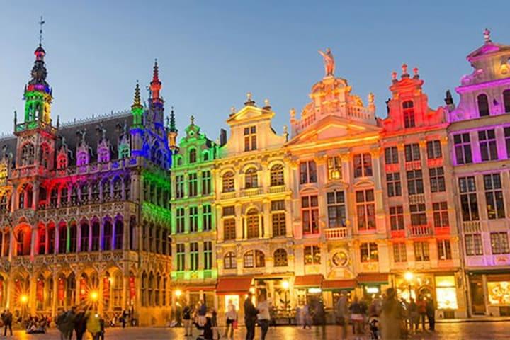 Votre séjour à Bruxelles