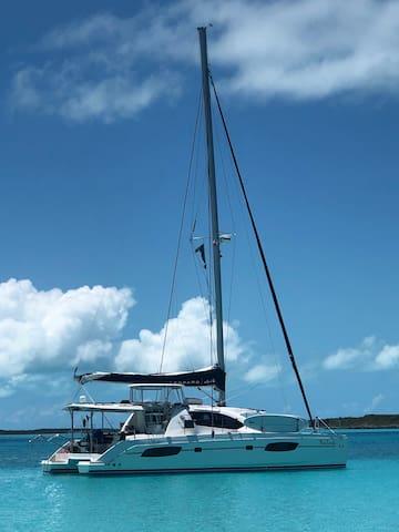 Exuma Sailing guidebook