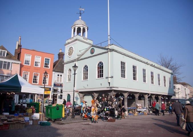 What to do around Faversham