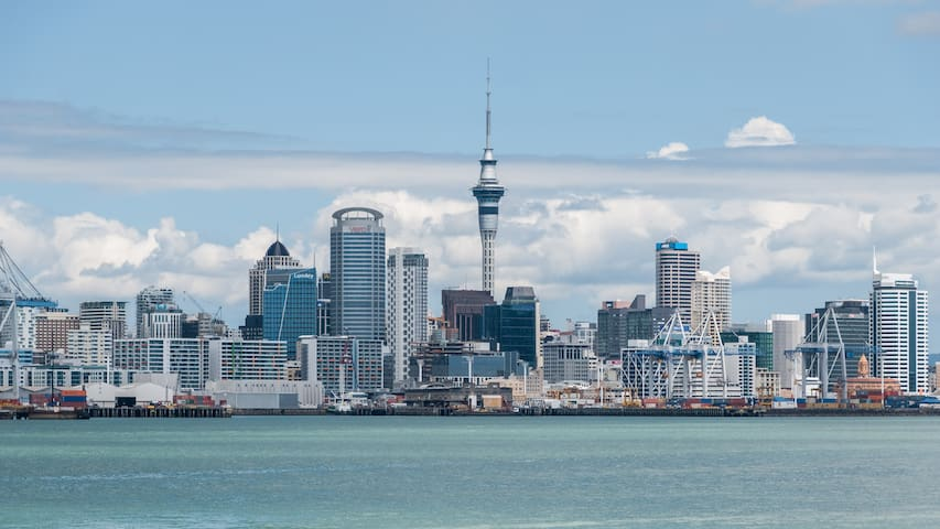 Auckland City Guidebook
