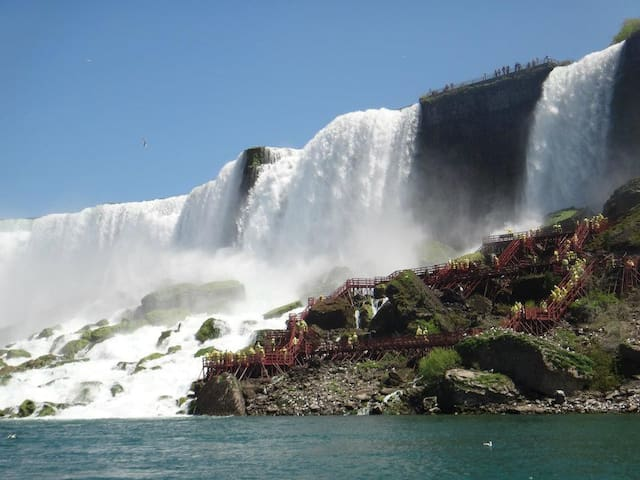 Hong's Niagara Falls Guidebook