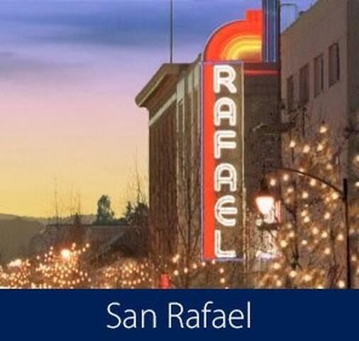 Guidebook for San Rafael