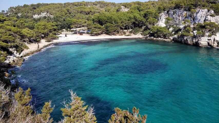 Lugares de interés en Menorca
