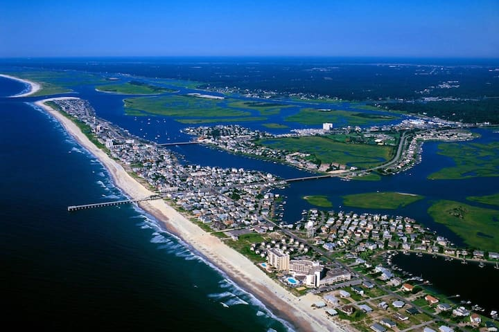 Suzanne's Guidebook to Fabulous Wrightsville Beach NC USA