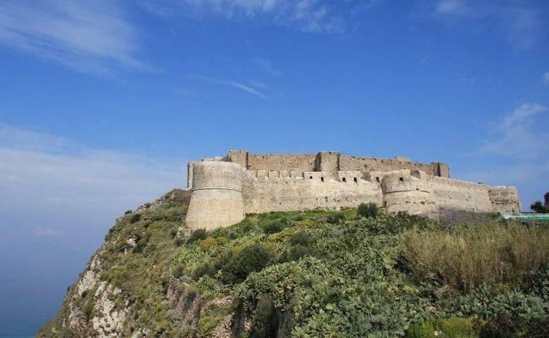 Visita guidata del Castello di Milazzo