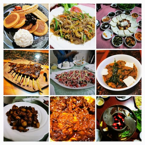 My take on Kigali food scene