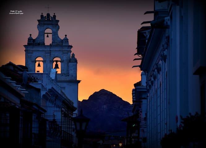 La guía de Cecilia: Lugares de interés en Sucre.