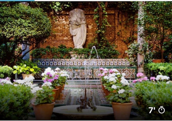 Los siete jardines más bellos para visitar en Madrid