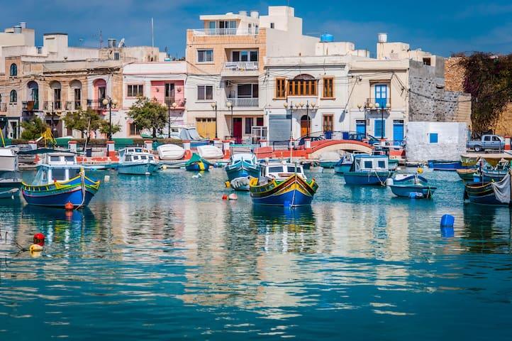 Exploring Birżebbuġa
