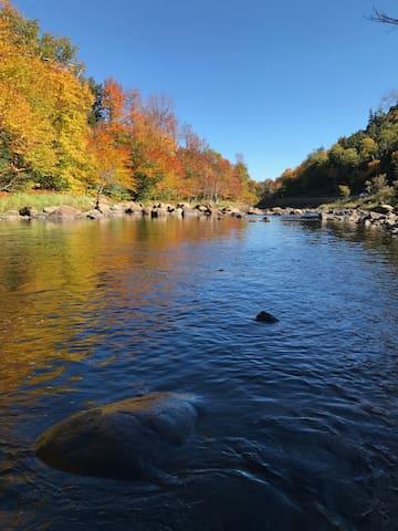 Adirondack like a local