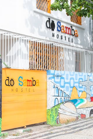 Guia do Samba Hostel