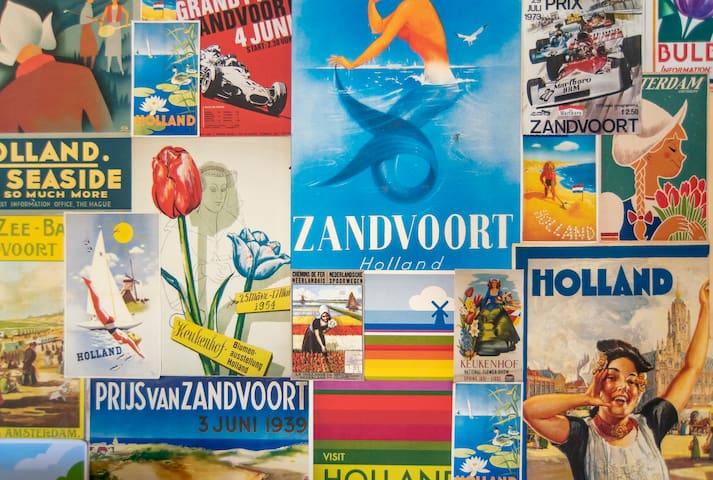 Enjoy Zandvoort like a local