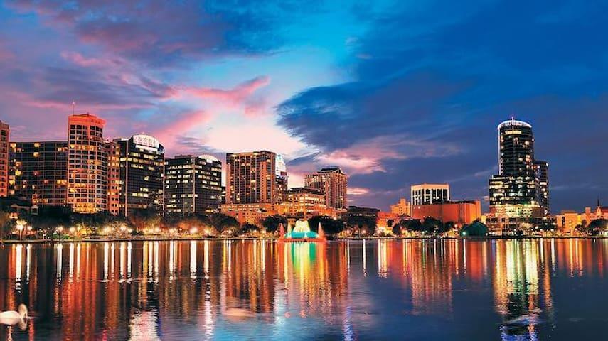 Orlando Sunshine