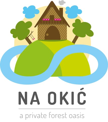 Guidebook - Na Okić - a private forest oasis