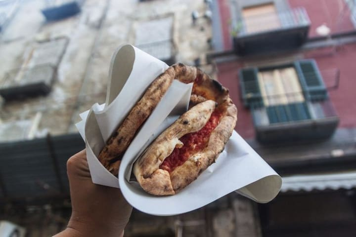Guidebook for Napoli Art&Food
