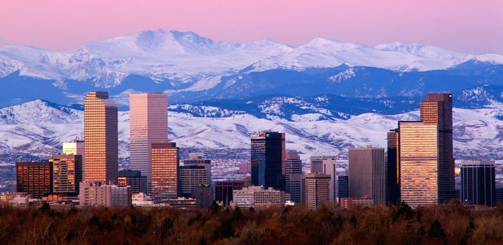 West Highlands & Denver Metro Guidebook