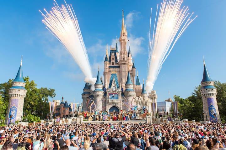 The Fountains - Orlando Florida