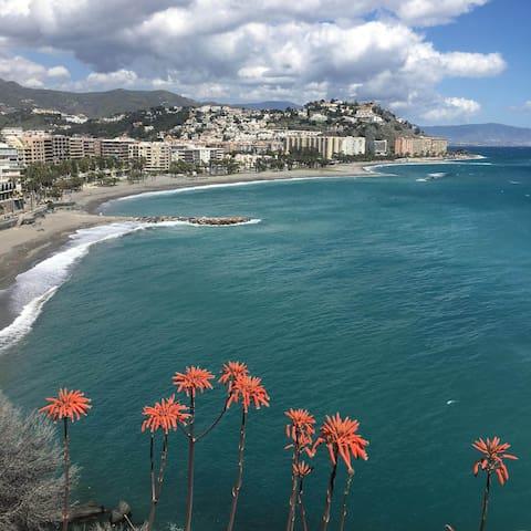 My favorite places in Almuñecar
