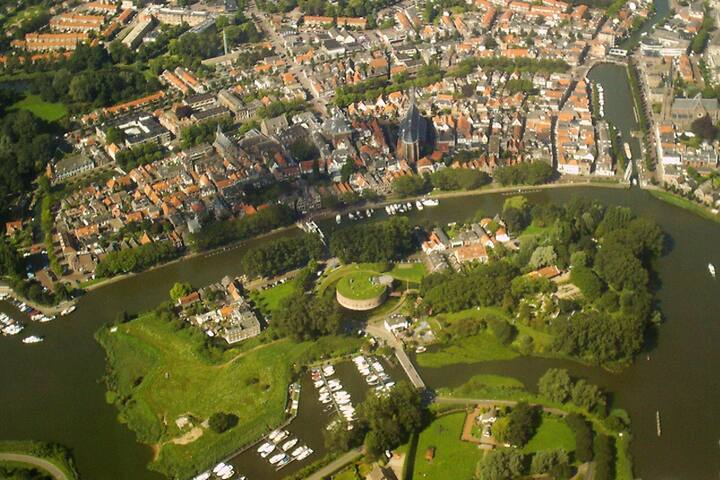 The Netherlands from Weesp