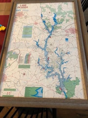 Karina's Lake Oconee Guidebook