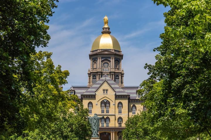 South Bend / Notre Dame Guide