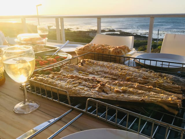 Gansbaai Seafront Holiday House's Guidebook