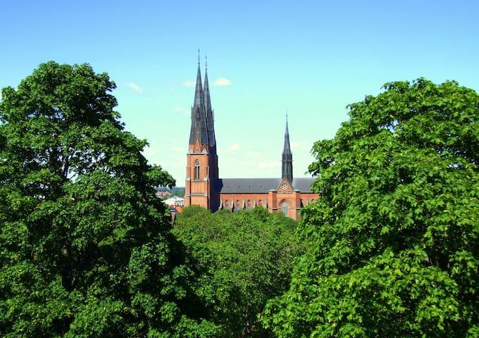 Se och göra i Uppsala