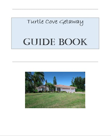 Sindy's Visitors guidebook to Cape Coral