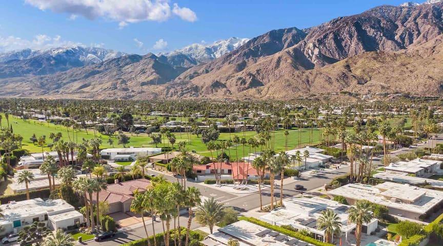 Jackson and Luke's Palm Springs guidebook