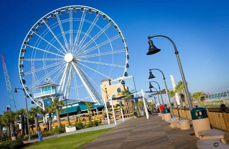 Food, Entertainment, Parks, etc for Myrtle Beach