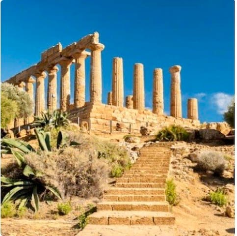 Tourist guide of San Leone & Agrigento