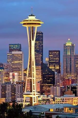 Guidebook for Seattle