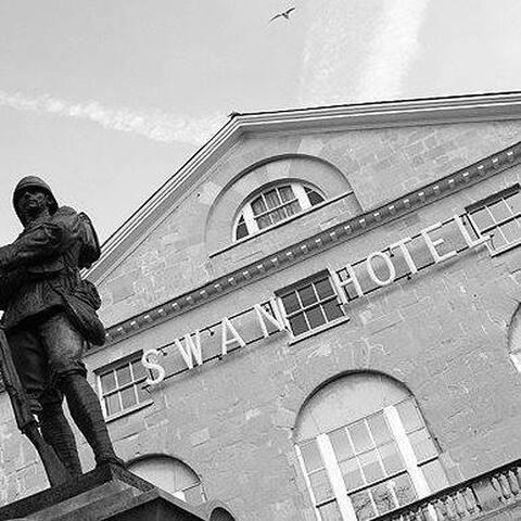 Bedford Swan Hotel Guide Book