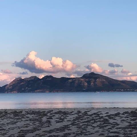 Mallorca des de Port de Pollença