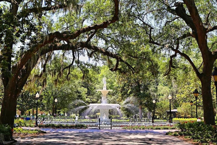 Guide to Historic Downtown Savannah